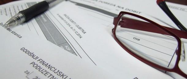 Izmjena i dopuna novog zakona o računovodstvu